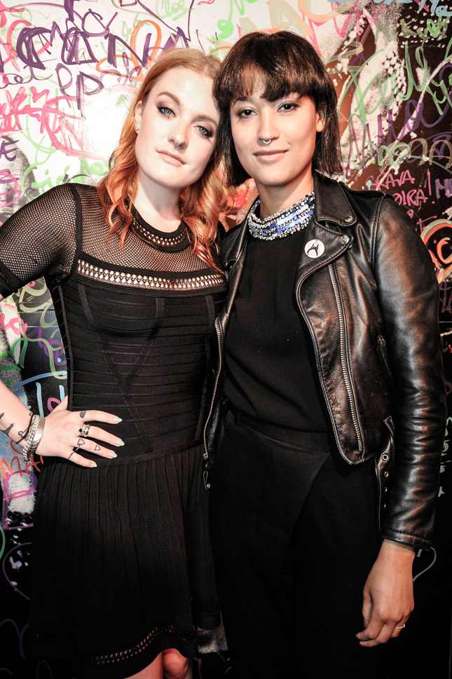 icona pop napoli mac store mac cosmetics