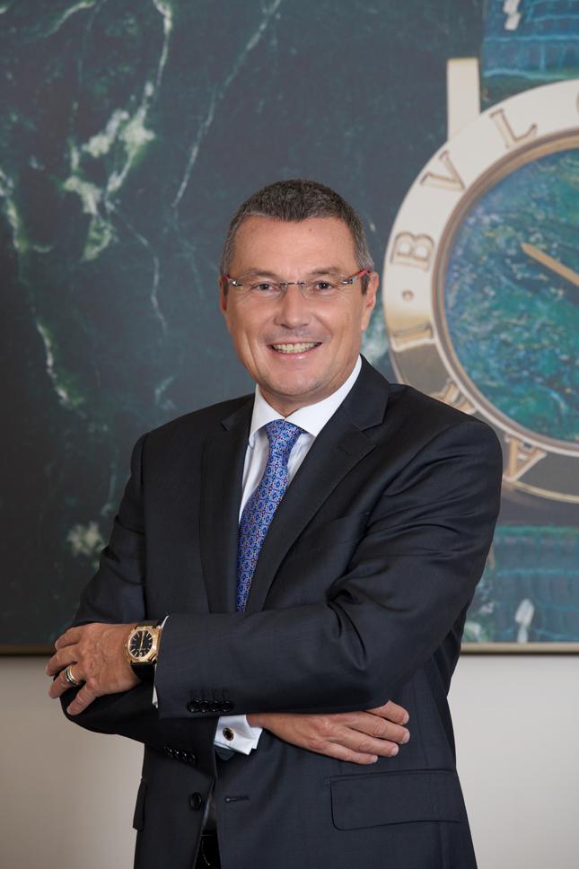 Jean Christophe Babin, Amministratore Delegato di Bulgari