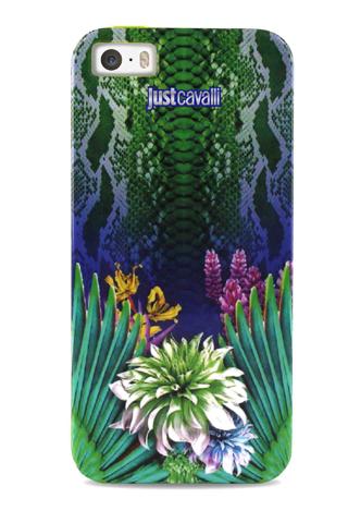 Cover per iPhone 5/5S firmate Just Cavalli