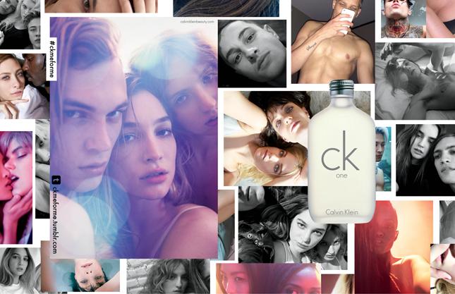 ck one, la campagna mondiale realizzata da Mario Sorrenti