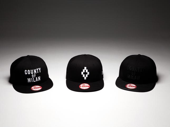 New Era x Marcelo Burlon County of Milan