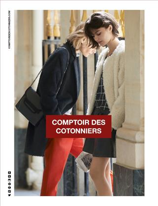 Nouvelle vague anni 39 60 per comptoir des cotonniers fashion times - Instagram comptoir des cotonniers ...