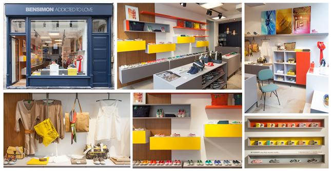 nel cuore di paris apre bensimon addicted to love fashion times. Black Bedroom Furniture Sets. Home Design Ideas
