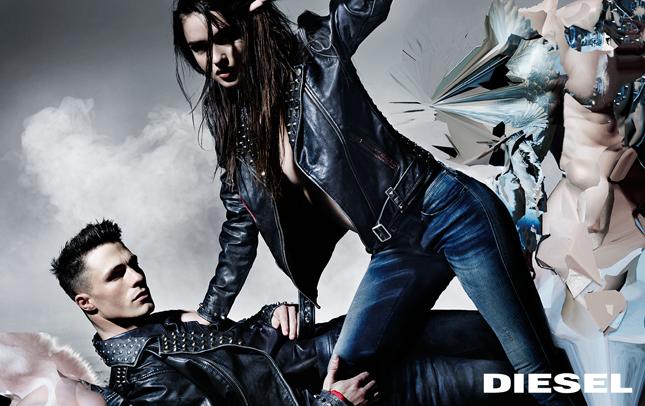 diesel campagna pubblicitaria fall-winter 2014/15