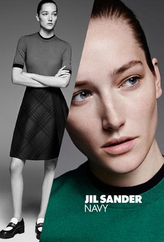 Jil Sander Navy Fall-Winter 2014/15