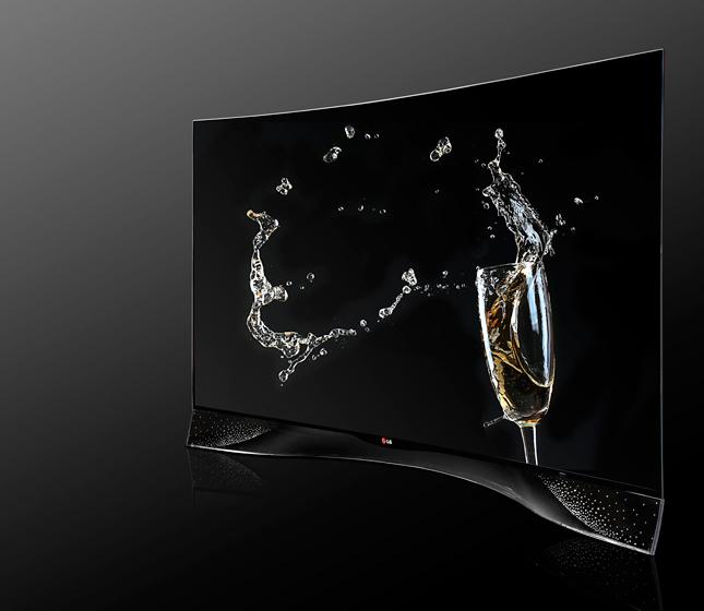 TV OLED LG + Swarovski