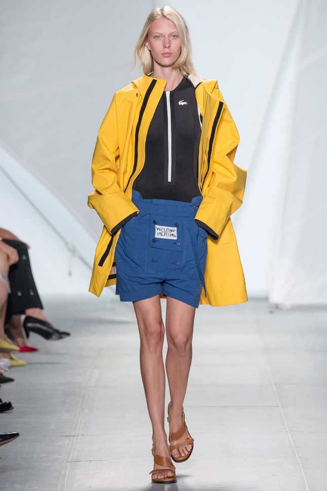Lacoste Spring-Summer 2015