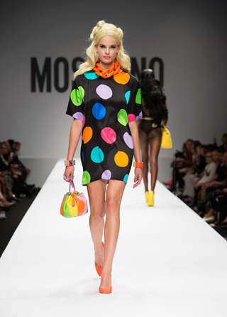 Moschino Spring-Summer 2015