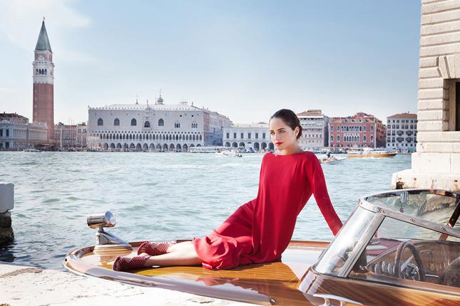 Matilde Gioli for Shoescribe.com