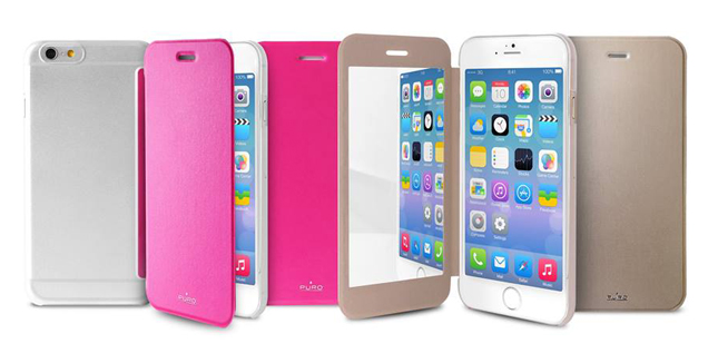 custodia iphone 6 femminile
