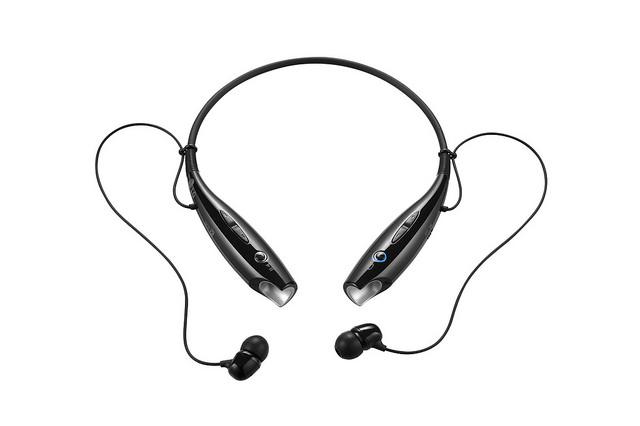 LG Tone+ le rivoluzionarie cuffie Bluetooth