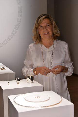 Raffaella Banchero, AD Tiffany