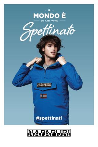 Napapijri | Campagna #spettinati