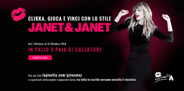 La Pinella per Janet & Janet