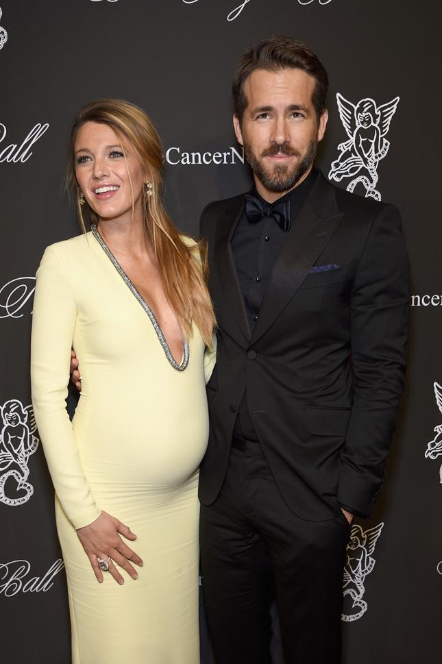 Blake Lively e Ryan Reynolds (ph. Courtesy of Getty Images)