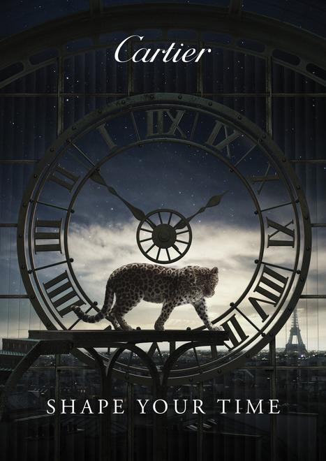 Shape Your Time, Cartier