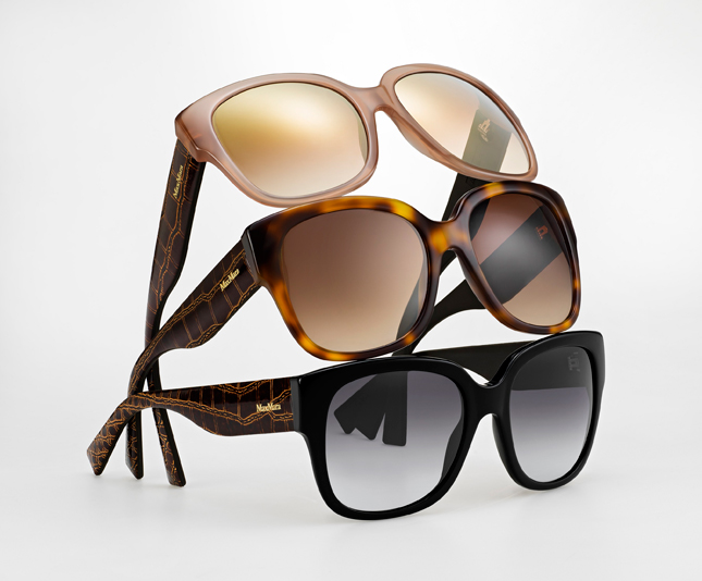 Max Mara Tribute | Collezione Eyewear | Fall-Winter 2014/15