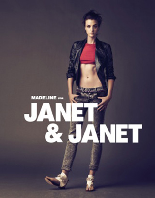 Janet & Janet Spring-Summer 2011