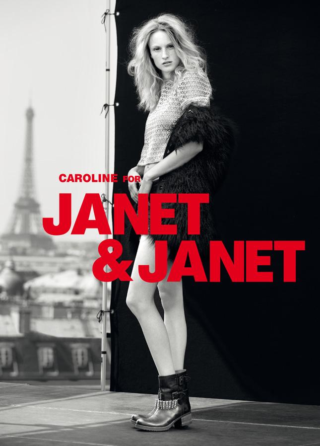 Janet & Janet Fall-Winter 2011/2012
