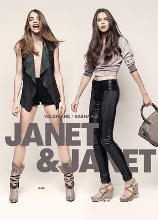 Janet & Janet Spring-Summer 2012