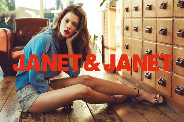 Janet & Janet Spring-Summer 2014