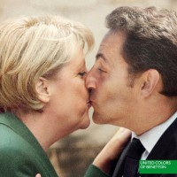 Sarkozy-Merkel - 2011 UNHATE