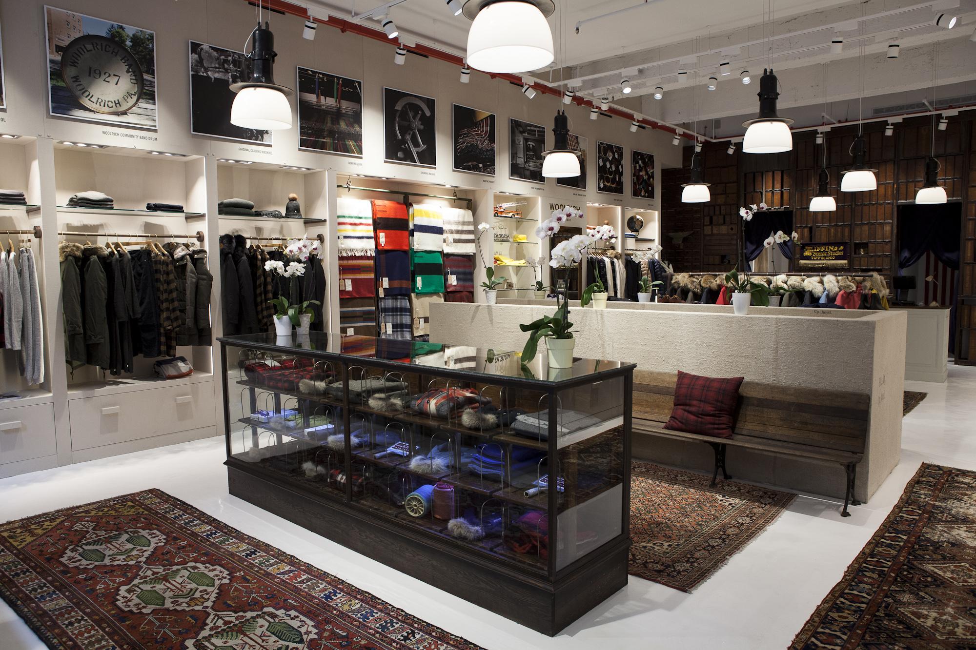 New york fashions store