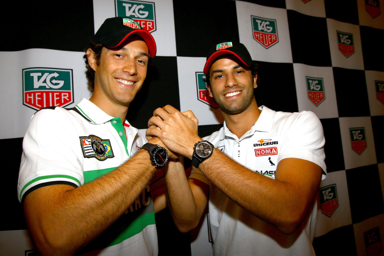 Bruno Senna e Felipe Nasr