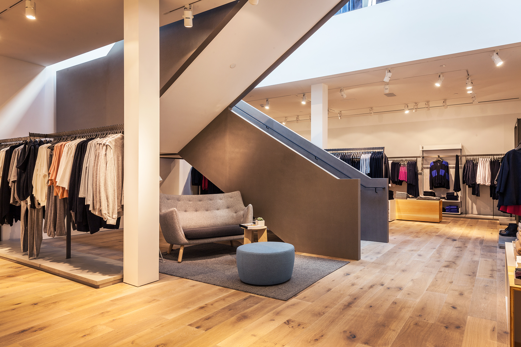 Opening Day of the new, COS store in Beverly Hills, California, photographed on October 28th, 2014