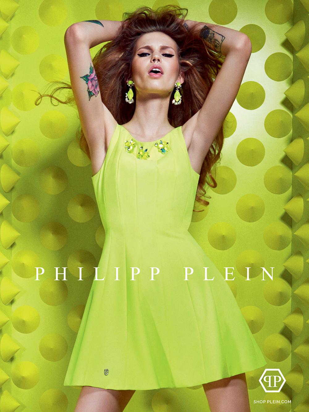 Philipp Plein Cruise collection 2015 Campaign (3)