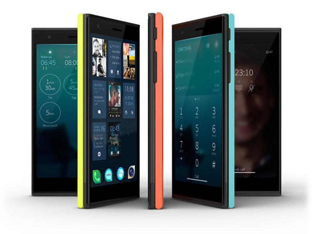 Smartphones Jolla