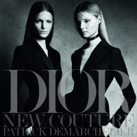 01 - Dior New Couture Patrick Demarchelier - cover (HC FW 2012)