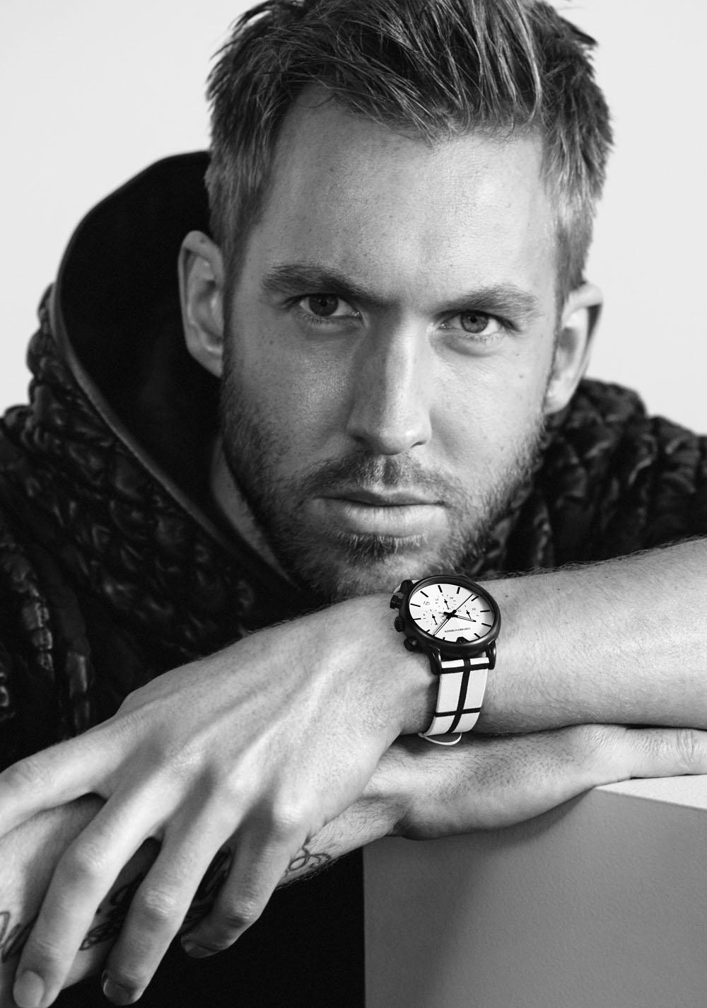 Emporio Armani Watches_Calvin Harris