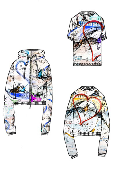 MSGM X YOOX - exclusive capsule collection @yoox.com (1)