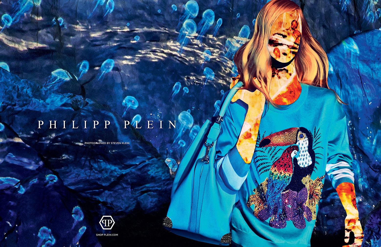 PHILIPP PLEIN SS15 Campaign 06