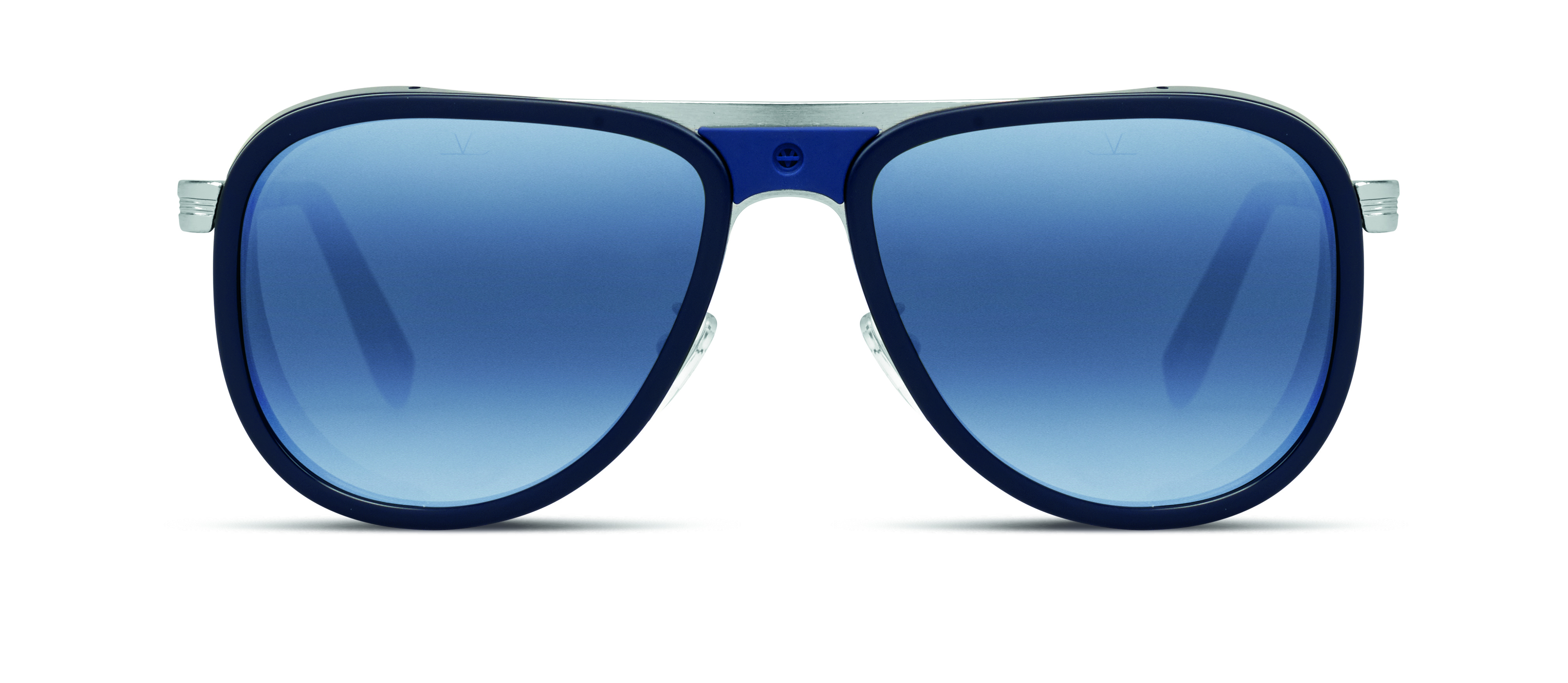 VUARNET Glacier - Blue with SX1000 lens - front