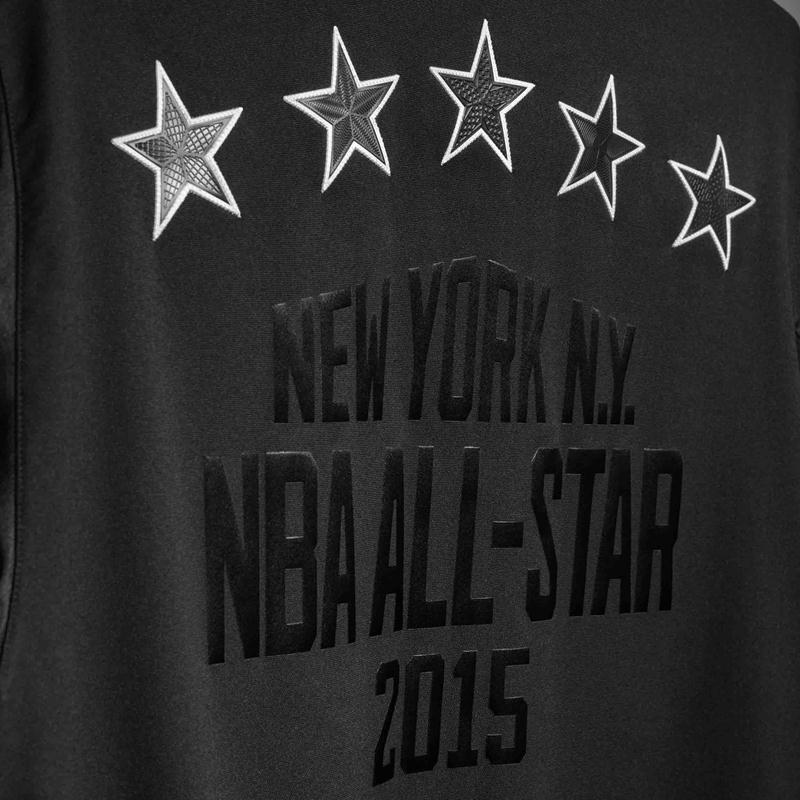 adidas NBA All-Star 2015 Jacket Back, Sq.