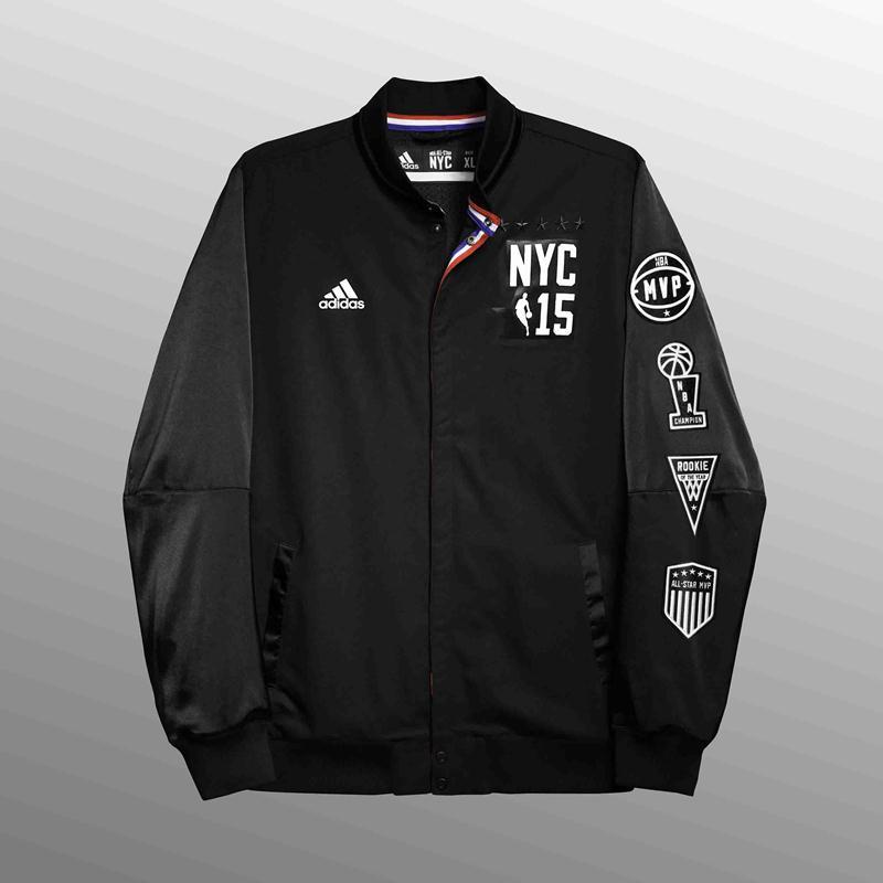 adidas NBA All-Star Jacket Sq