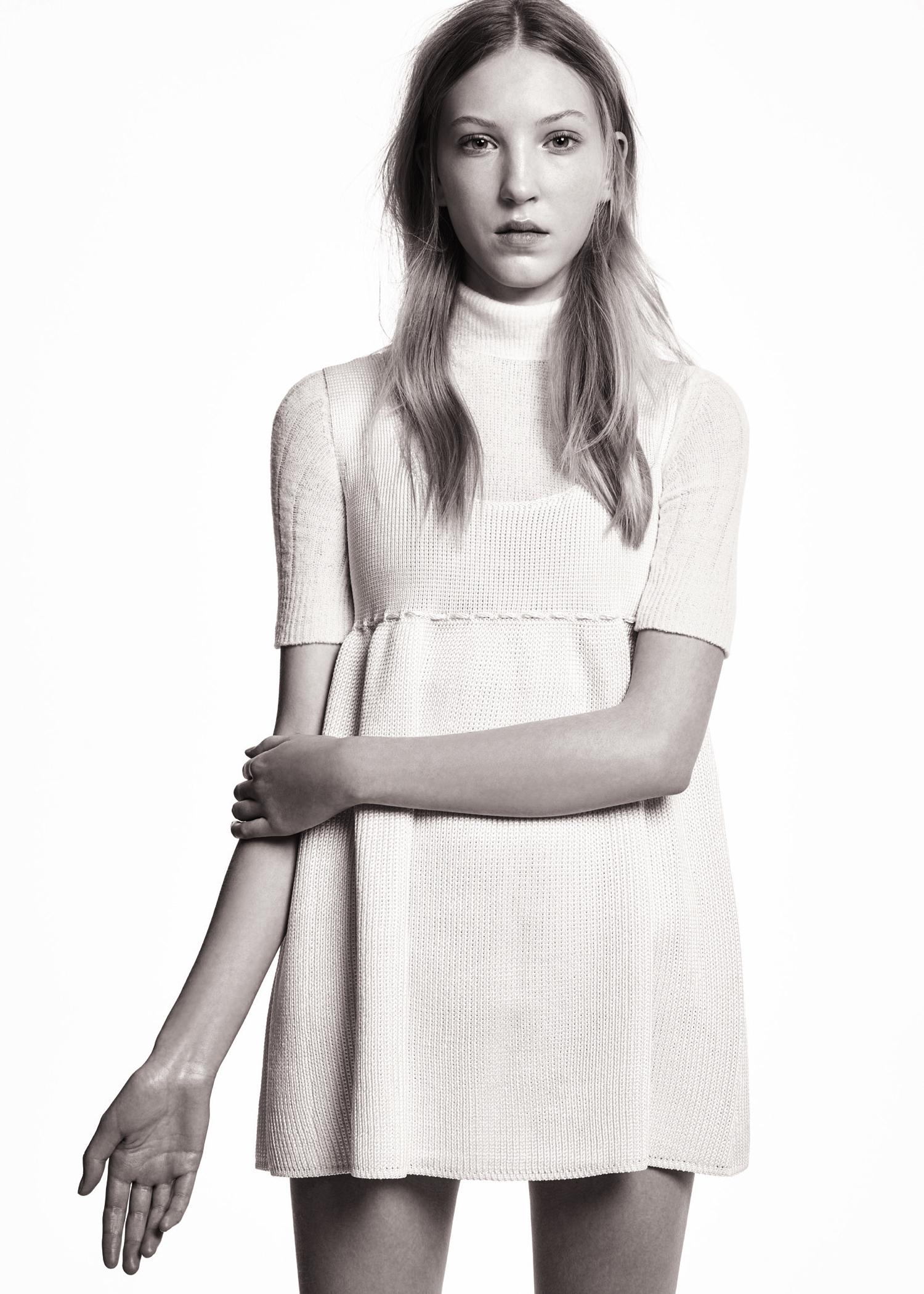 Calvin Klein Pre Fall 2015 – Fashion Times