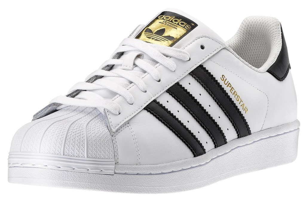 adidas superstar nere scontate