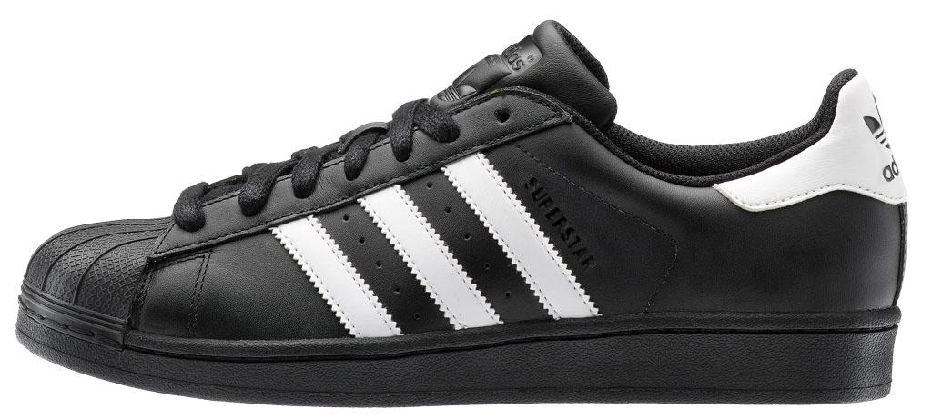 adidas classiche bianche e nere