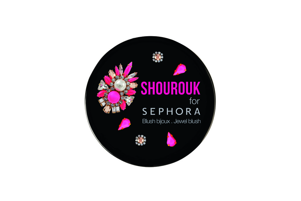 Blush bijoux Shourouk for Sephora