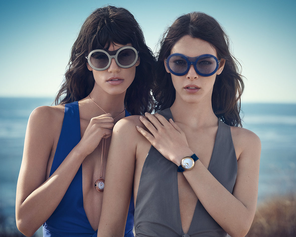 EAW SS15 ADV_EYEWEAR and WATCHES