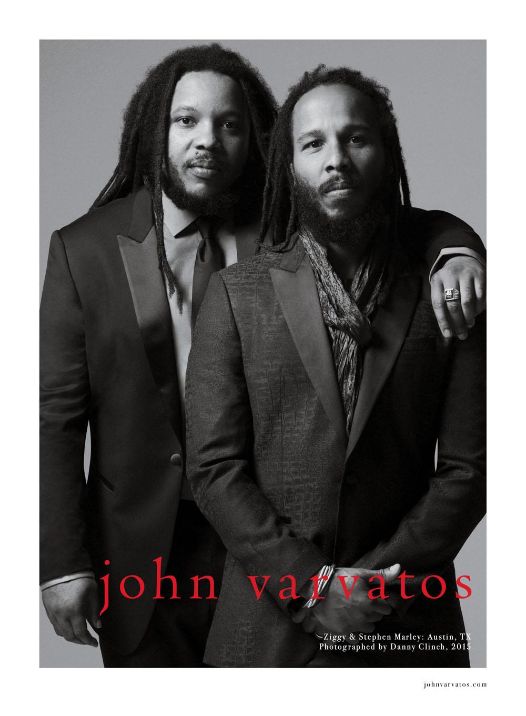 JV SS15 Ziggy & Stephen Marley Single - Full Tagging