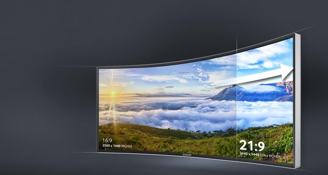 Samsung Cambia Le Regole Con Il Monitor Curvo Se790c
