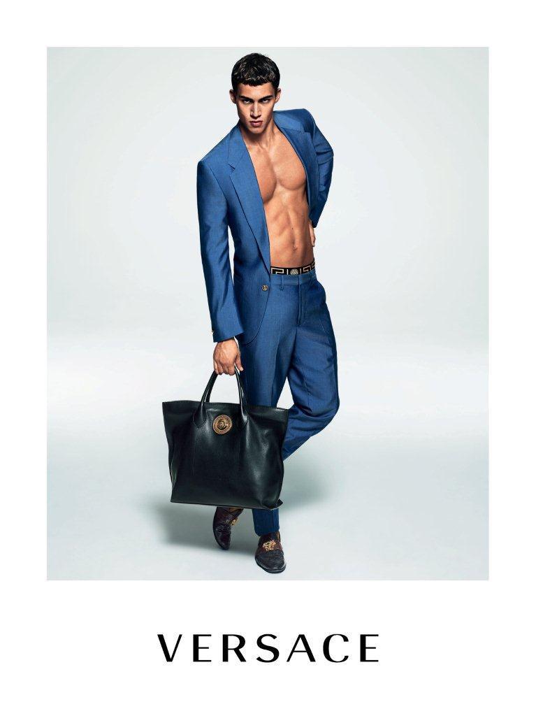 Versace_SS15 Men's_ADV_Campaign_4