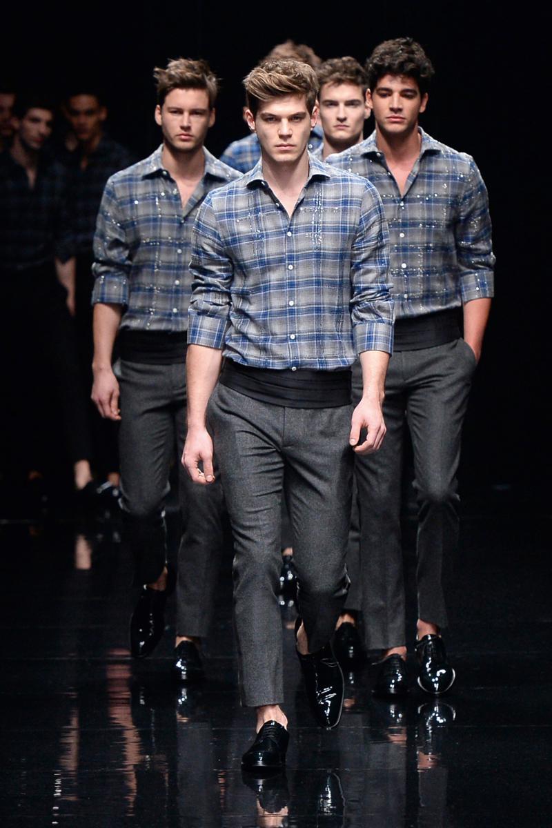 643e2feeba L'uomo rock-romantico di Ermanno Scervino | Fashion Times