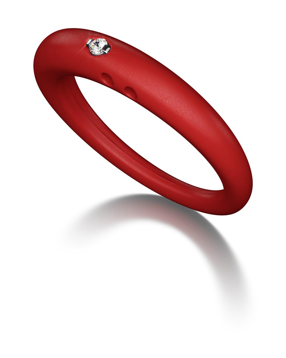 DUEPUNTI_ San Valentino 2015_anello rosso