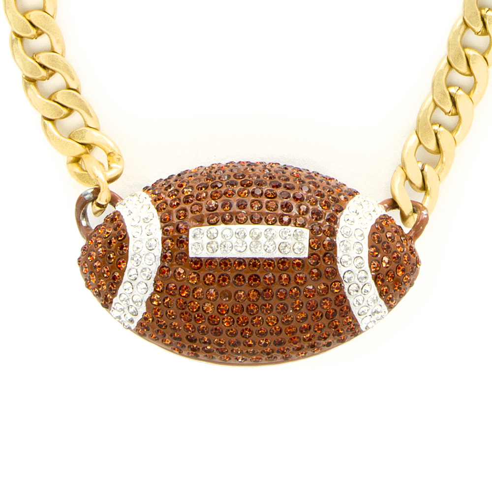 Katy Perry by Claire's SUPER BOWL Necklace