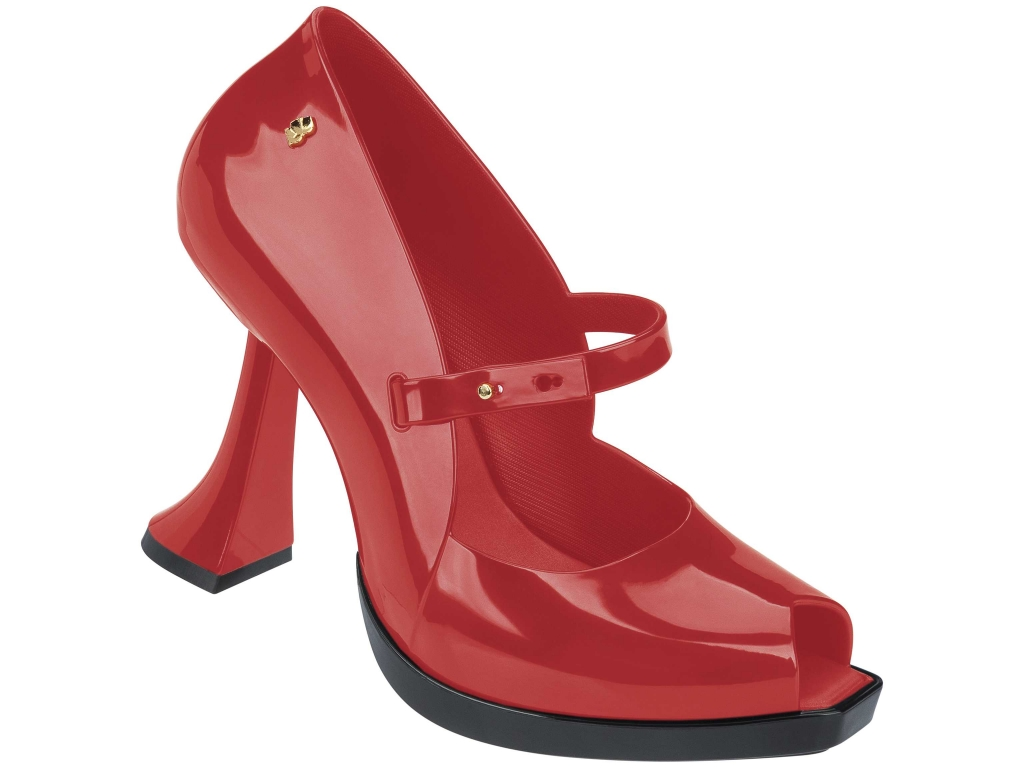 Melissa+Karl Lagerfel - Down Heel 4